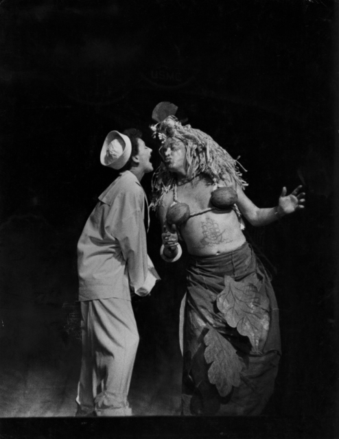 W. Eugene Smith, 'South Pacific musical, Mary Martin and Myron McCormick', 1949, Etherton Gallery