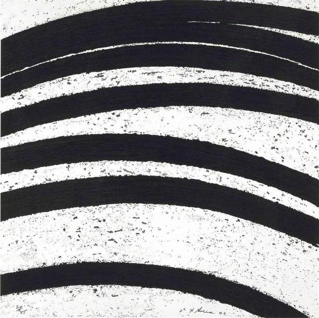 Richard Serra, 'Between the torus and the sphere II', 2006, Upsilon Gallery