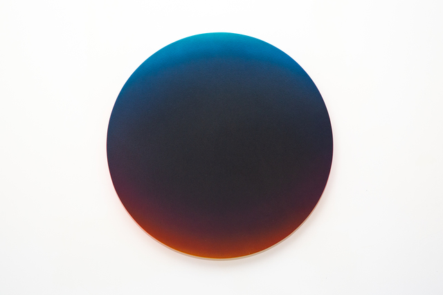 , 'Black Gradient 1,' 2018, Mirus Gallery