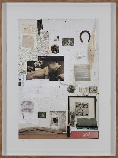 , 'Die Klank van Kersiebome (Wonderboom Series),' 2015, Barnard
