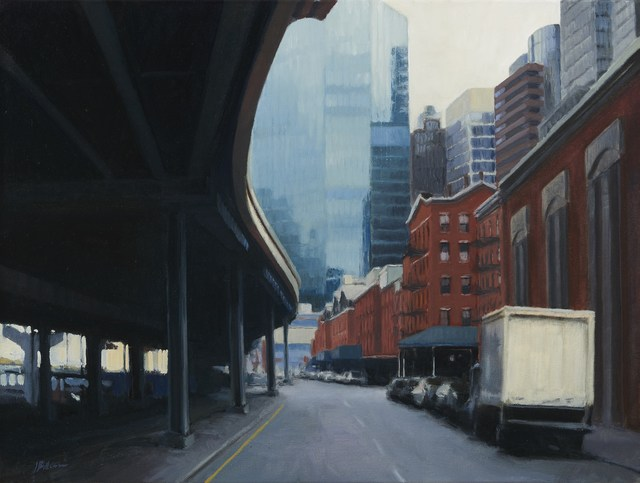 , 'Corridor,' 2016, Paul Thiebaud Gallery