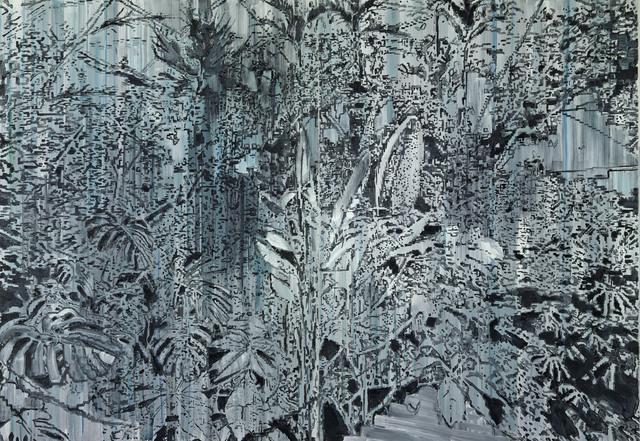 Frédéric Clot, 'Papiliorama et Big Data II, 2017', 2017, Ditesheim & Maffei Fine Art