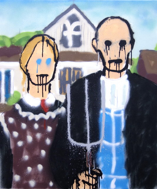 , 'American Gothic 2,' 2015, CLEAR EDITION & GALLERY
