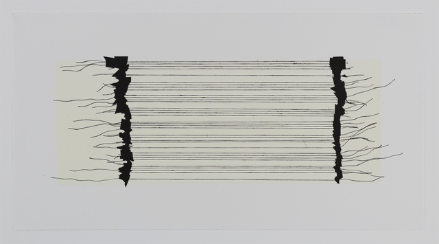 , 'Text 4 ,' 2017, Tamarind Institute