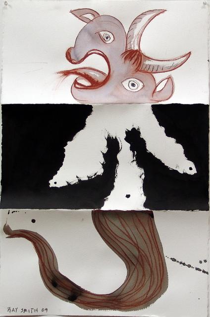 , 'Unguernica II #2,' 2009, McClain Gallery