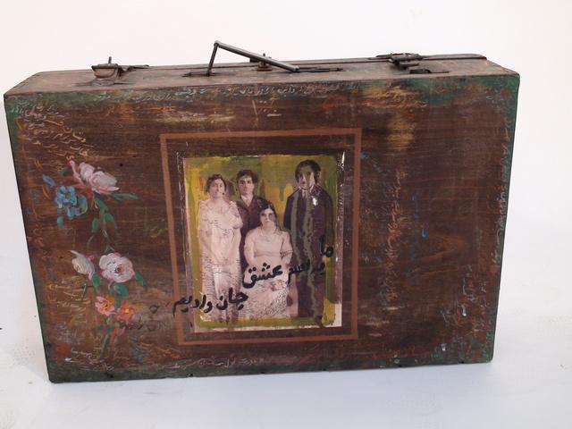, 'Suitcase,' 2007, Susan Eley Fine Art