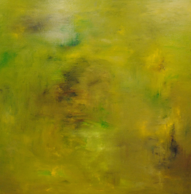 MD Tokon, 'The Green Paradise', 2016, Painting, Acrylic on Canvas, Isabella Garrucho Fine Art