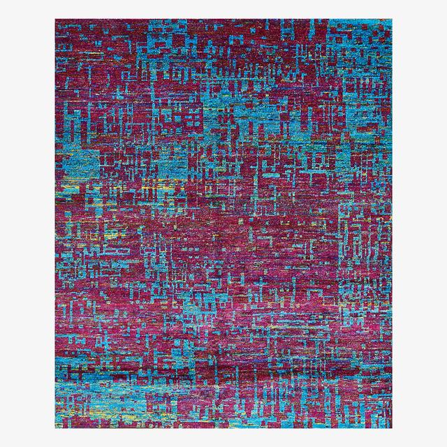 Unknown, 'Room-sized rug', Rago