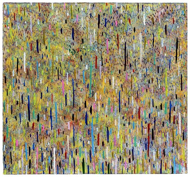 , 'Painting no. 100-Rain,' 2018, J. Yuan & Associates