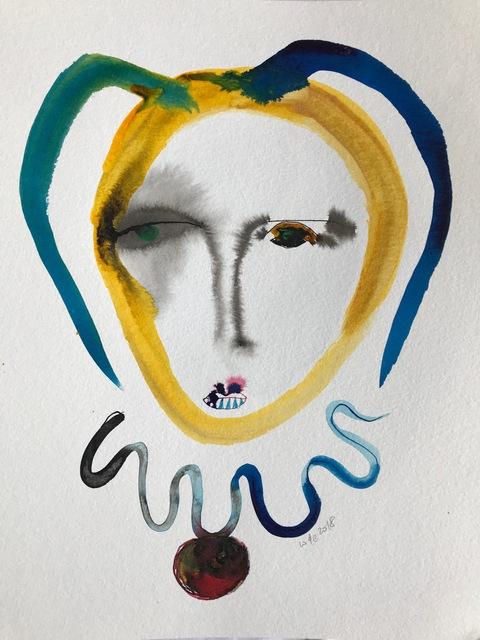 , 'Ancestral V ,' 2017, Ed Cross Fine Art