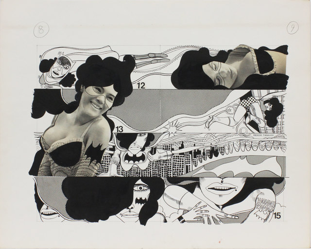 , 'Wonder Woman_01,' 1967, Nanzuka