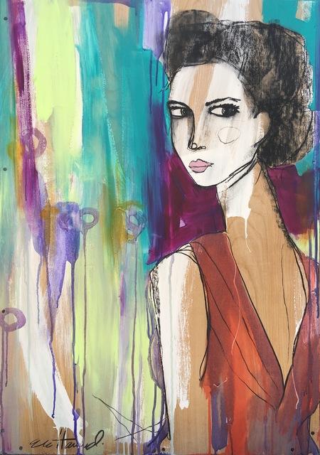 , 'Genevieve,' 2016, Artspace Warehouse