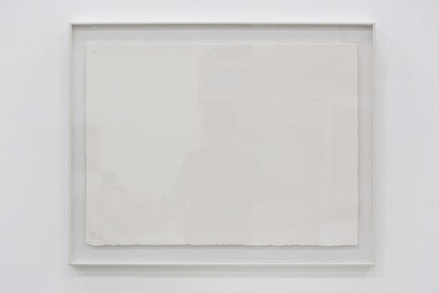 Lai Chin-Sheng 賴志盛, 'Drawing paper', 2012, Edouard Malingue Gallery
