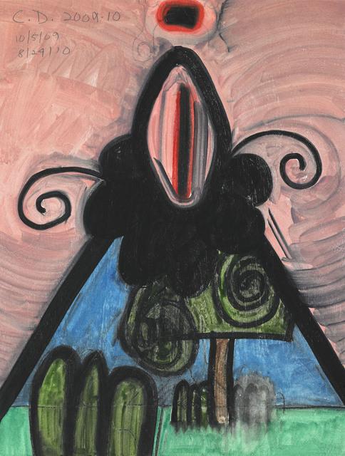 Carroll Dunham, 'Untitled, 10/5/09, 8/29/10', 2010, Two Palms