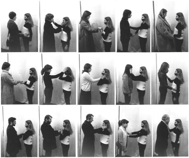, 'INAUGURAZZIONE ALLA TOMMASEO,' 1977, espaivisor - Galería Visor