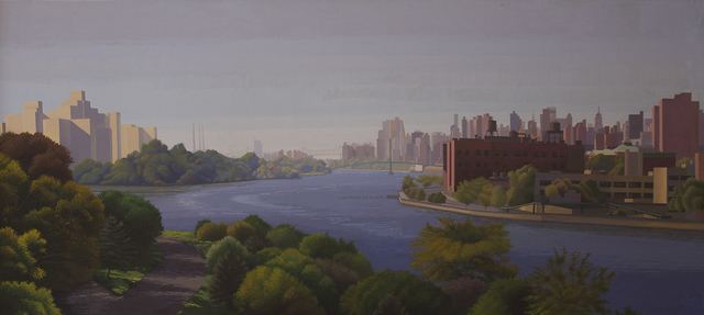 , 'Triboro Bridge Fall,' 2005, Walter Wickiser Gallery