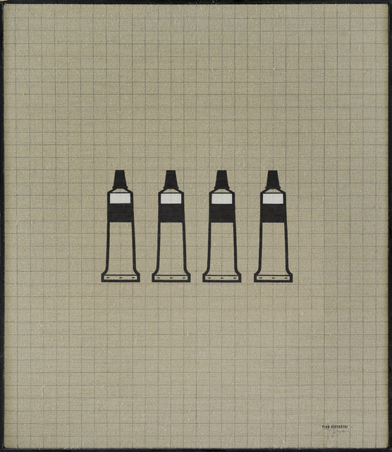 , 'I Tubetti Bianchi 86D,' 1975, Jerome Zodo Gallery