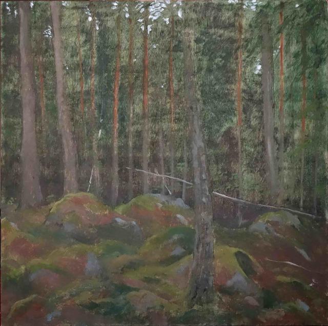 , 'Suède 2,' 2017, Galerie Pixi - Marie Victoire Poliakoff
