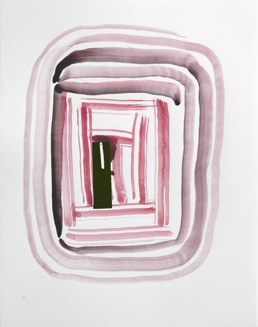 Vicky Uslé, 'Ventana rota 1', 2017, Galeria Maior