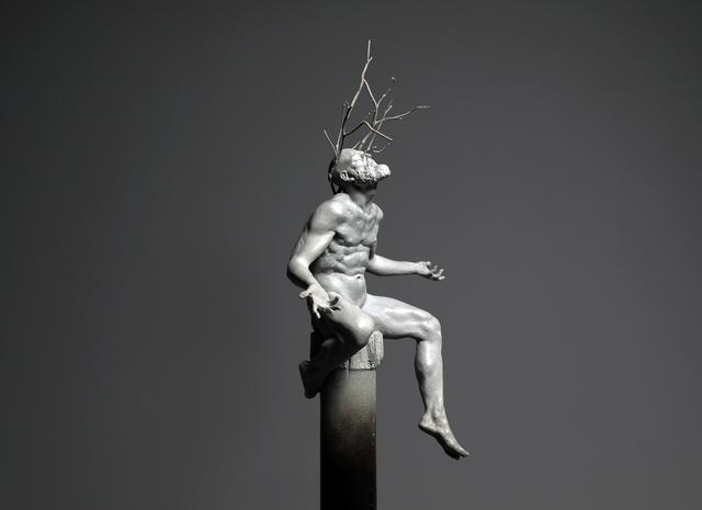 , 'Duir,' 2019, Galerie Calderone