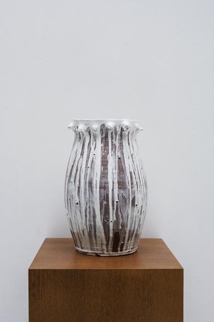 Jordi Alcaraz, 'Planyidera', 2018, Sculpture, Ceramic, Alzueta Gallery