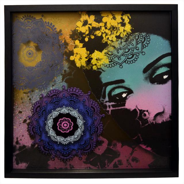 , 'Holi / Diosa #2,' 2015, Lawrence Alkin Gallery