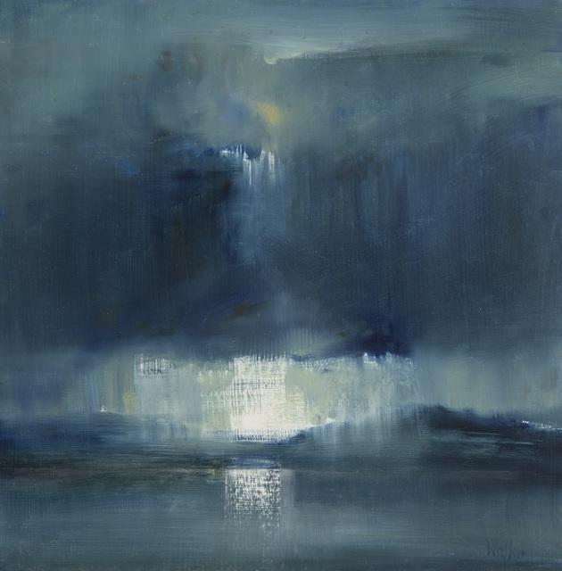 , 'Storm Cloud, Dark Blue,' 2017, Thackeray Gallery