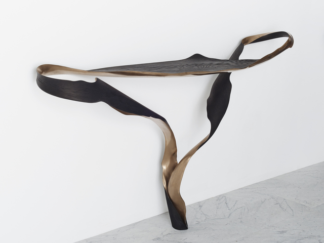 , 'Untitled Console Table Number 3, One Piece Series, UK ,' 2015, Todd Merrill Studio