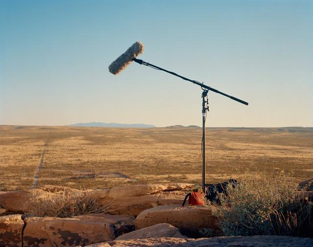 Teresa Hubbard and Alexander Birchler, 'Dead Cat on Movie Mountain, Sunset,' 2011, Lora Reynolds Gallery