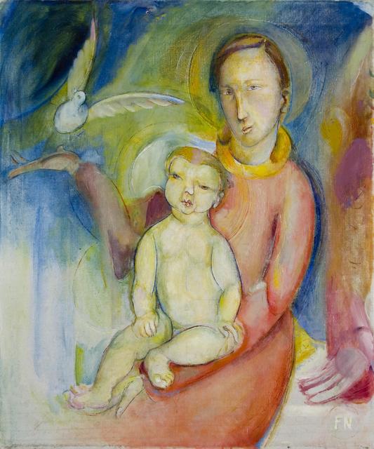 , 'Releasing the Dove,' 1971-1972, Valley House Gallery & Sculpture Garden