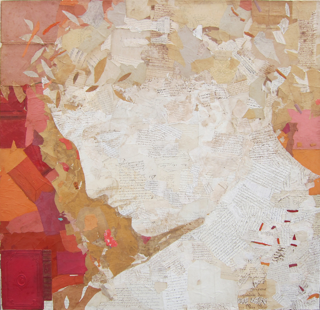 Fernando Alday, 'Red profile', ca. 2019, GALERIA JORDI BARNADAS