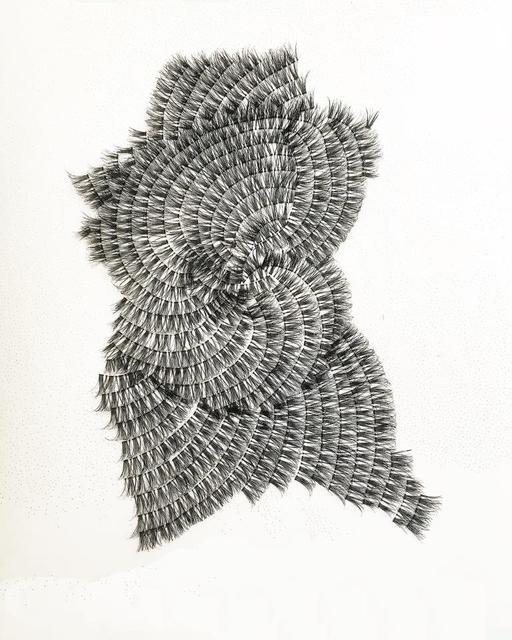 , 'Song of Myself (Self-portrait 1980),' 2017, Janet Rady Fine Art