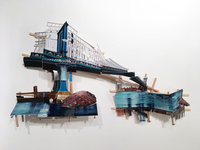 Isidro Blasco, 'Adrift Houses, Model 5', 2019, John Davis Gallery