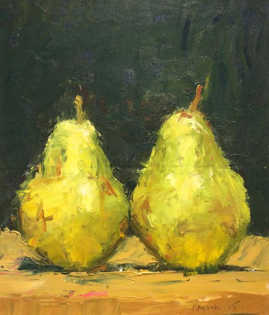 , 'Pears II,' 2015, Carrie Haddad Gallery