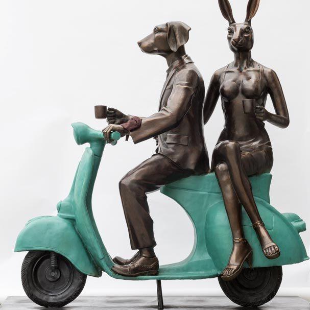 Gillie and Marc Schattner, 'We go together', 2018, Gillie and Marc Art Gallery