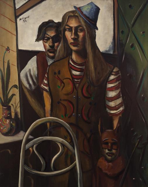 , 'Party Goers ,' 1992, ACA Galleries