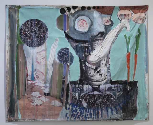 , 'Untitled,' 2017, Galerie Krinzinger