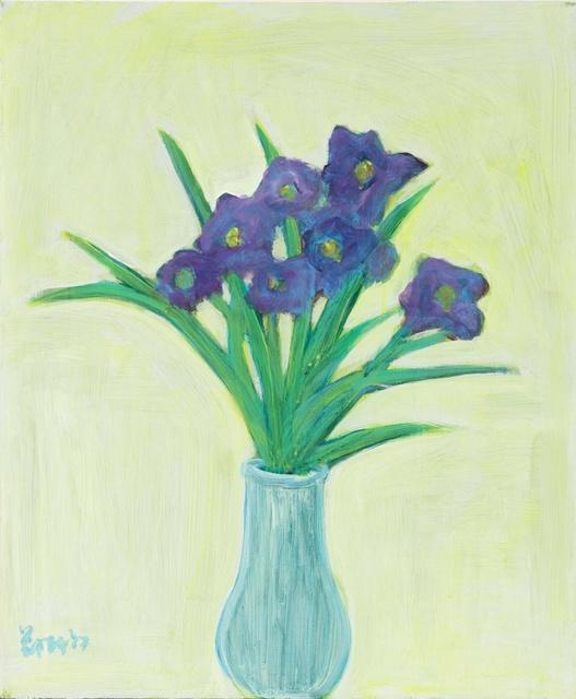 , '窥花 Flower Series NO.21,' 2017, Matthew Liu Fine Arts