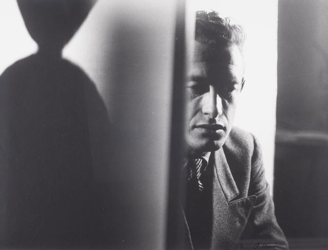 , 'Portrait Composition (Pierre Avon),' 1935, Atlas Gallery