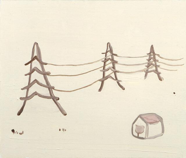 , 'Power Transmission Line,' 1999, Tomio Koyama Gallery