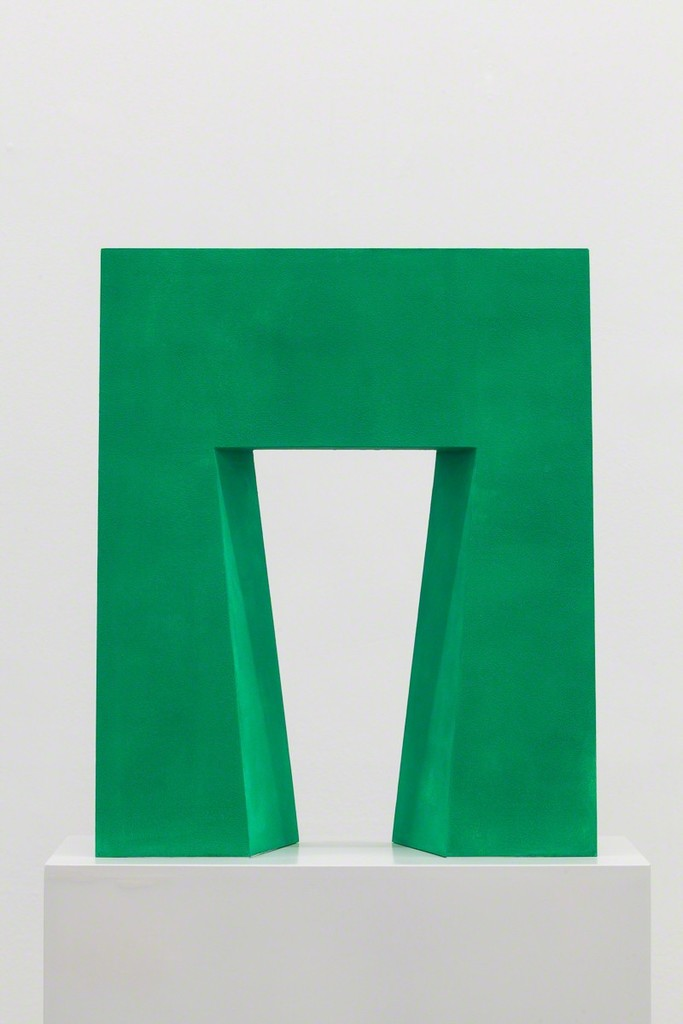 Untitled (emerald)
