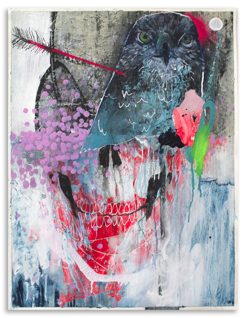 , 'An Arrow Shot Your Owl,' 2014, StolenSpace Gallery