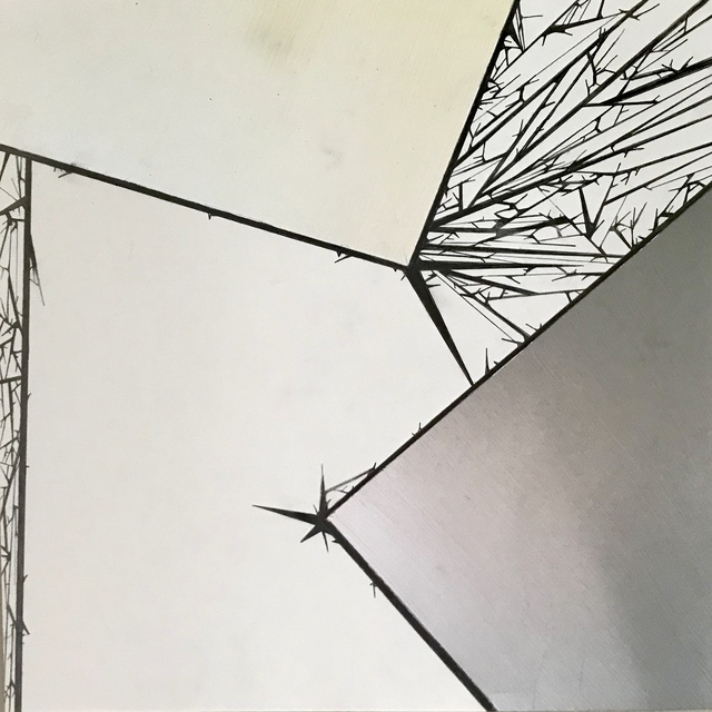 , 'Diagram #6,' 2015, ArtHelix Gallery