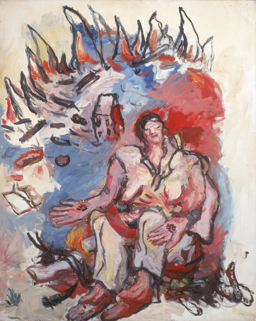 , 'THE SHEPHERD,' 1965, Leopold Museum