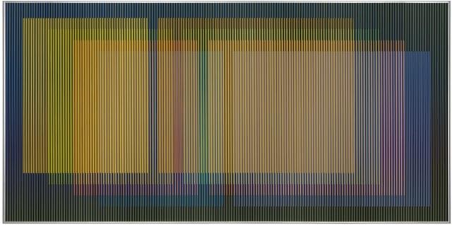 , 'Physichromie 1869,' 2013, Galería Cayón