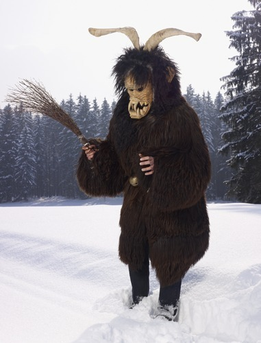 , 'Krampus, Austria,' 2010-2011, Kicken Berlin