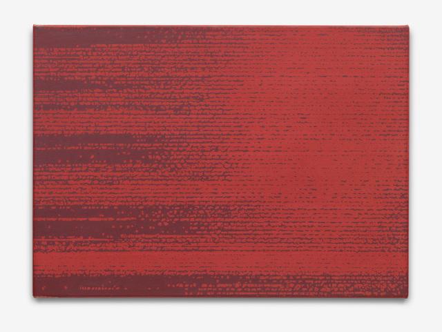 , 'Nebel 3,' 2014, Bourouina