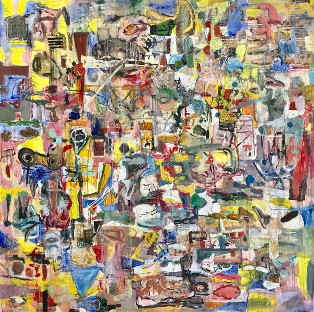 , 'Christ Mocked,' 2017, Barnard