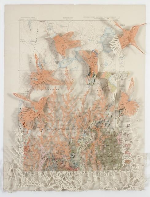 , 'Burning Bright,' 2016, Diehl Gallery
