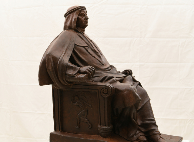 , 'The late Sheikh Abdullah Al-Salem Al-Sabah,' 1971, Contemporary Art Platform Kuwait